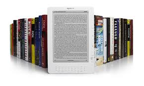 Not my Kindle. Courtesy of Google.