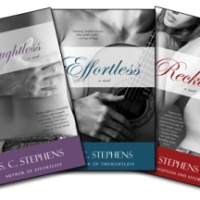 The Thoughtless series - S.C Stephens