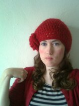 me with red hat