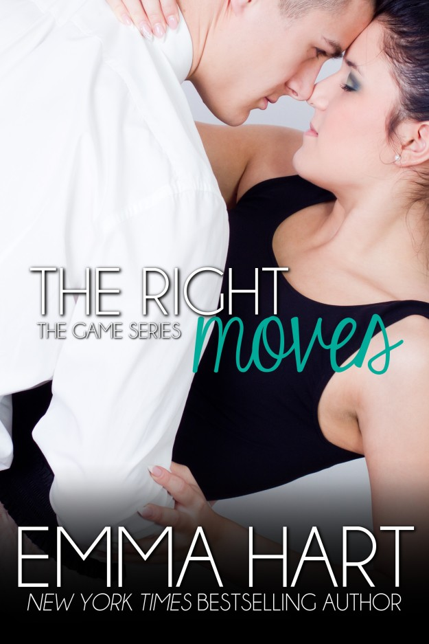 THE RIGHT MOVES COVER